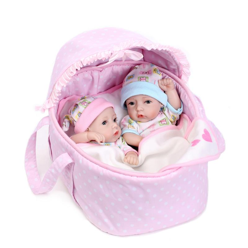 Baby Alive Clothes At Toys R Us Classy 60pcs Mini Bebe Reborn Baby Doll With Blanket 60 Inch Vinyl Baby