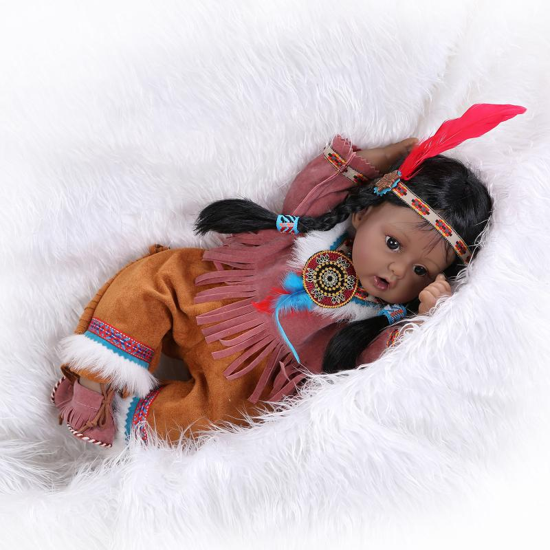 how to make indian doll
