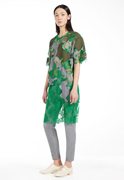 JNBY Giang Nam quần áo phổ biến new ladies và ladies ren ngắn tay áo phụ nữ ăn mặc 5GB50135