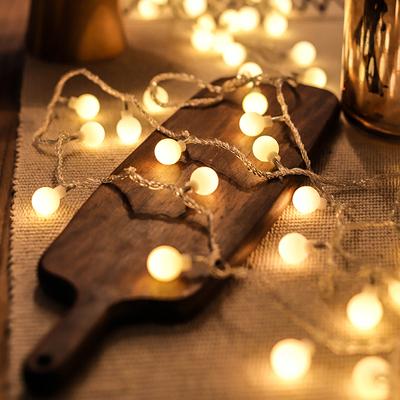 星星灯网红灯饰房间装饰布置卧室少女心led小彩灯闪灯串灯满天星的图片来自淘券快报,领券宝