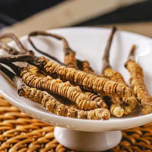 冬虫夏草正品虫草干货2条煲汤材料野生西藏那曲冬虫夏草