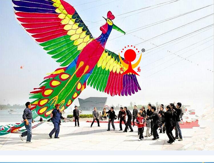 专业定制大型风筝放飞活动观赏广告室外防雨展览风筝卡通造型风筝