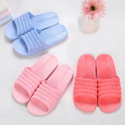 韩版夏女士居家拖鞋室内夏季家居防滑凉拖女浴室洗澡地板塑料厚底