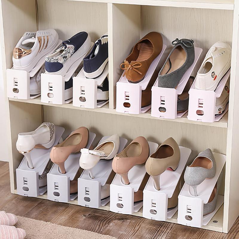 【万家福】家用简易组装鞋柜鞋架鞋托-秒客网