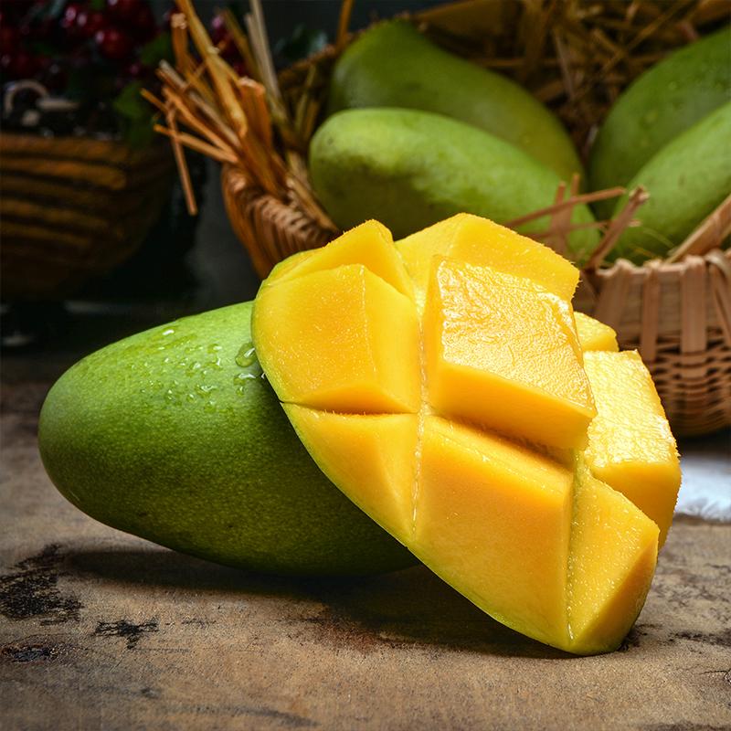【5斤】应季热带水果进口玉芒果