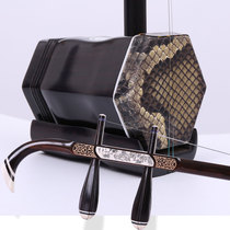 To ya Suzhou black Sandalwood erhu musical instrument beginner adult children playing specialty