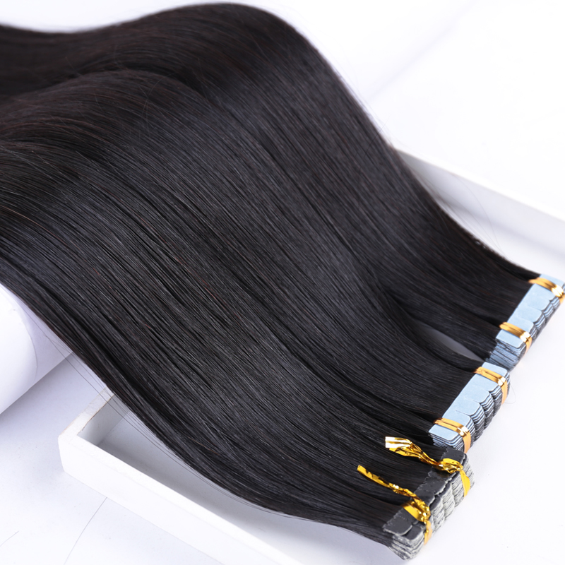 Seamless Hair Extension Real Hair Hair Extensions Themselves Long