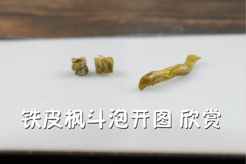 4年仿野生好的铁皮枫斗胶质浓厚 精选 霍山枫斗石斛产地大量批发(图9)