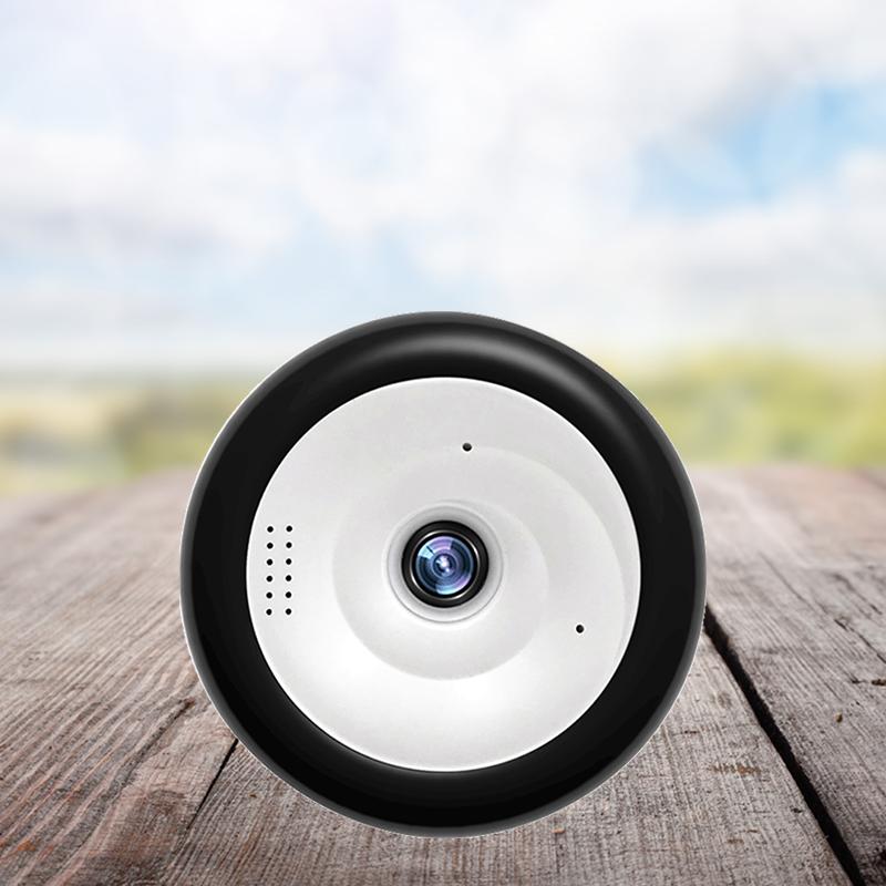 360度全景摄像头高清夜视网络监控器室内外wifi无线远程家用套装,免费领取30元淘宝优惠卷