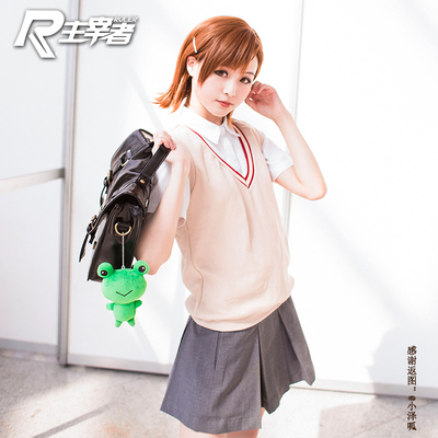 taobao agent Dominator The Third Season of a Certain Magical Catalogue Cannon Sister/Misaka Mikoto Cos Anime Wig Spot