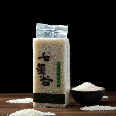 盐溢香富硒大米有机大米婴儿煮粥