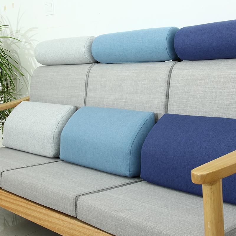 [Tùy chỉnh đệm hình chữ nhật tựa lưng] Sofa tùy chỉnh Gối phòng khách Đệm xốp - Trở lại đệm / Bolsters