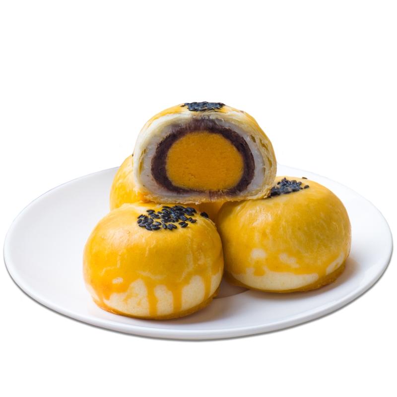 久茉雪媚娘蛋黄酥55g*6枚