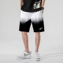 男夏季休闲短裤五分裤运动5分裤青年短裤