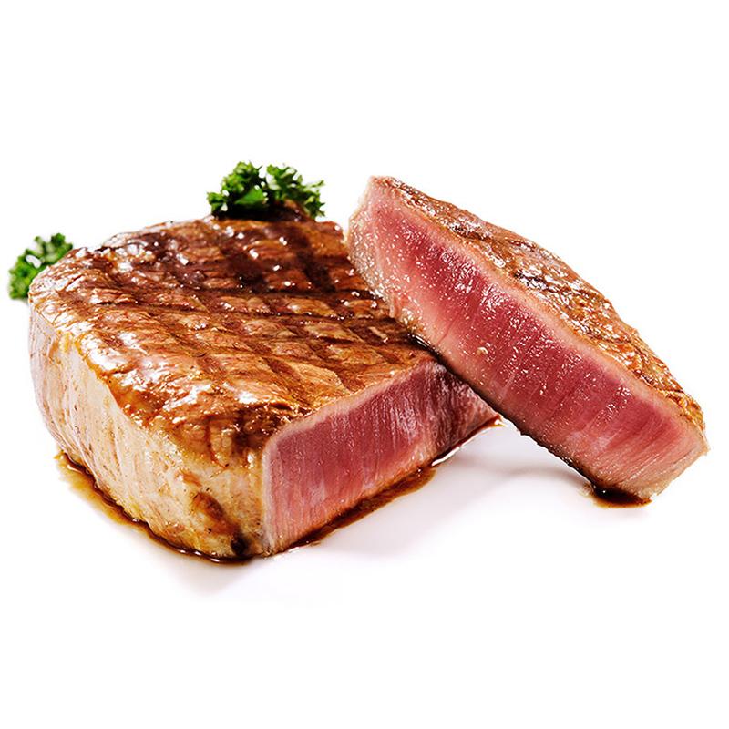 恒都菲力牛排套餐團購黑椒家庭牛扒10片單片新鮮進口牛肉兒童菲力