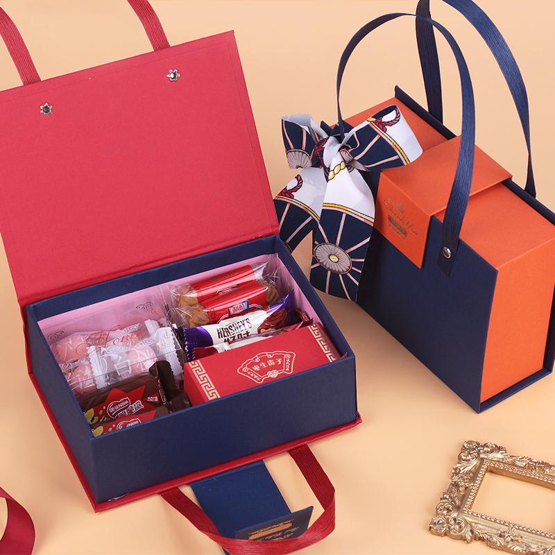 唯忆爱结婚喜糖成品含糖喜糖盒欧式婚礼伴娘伴手礼订婚喜糖礼盒装