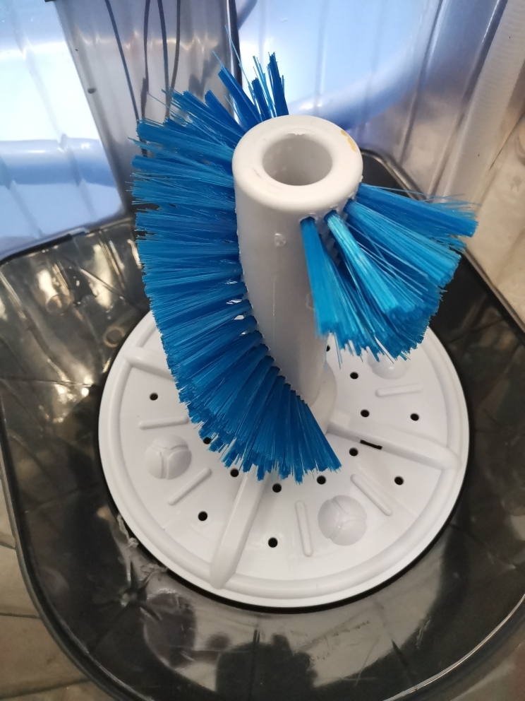 志高全自动洗鞋机