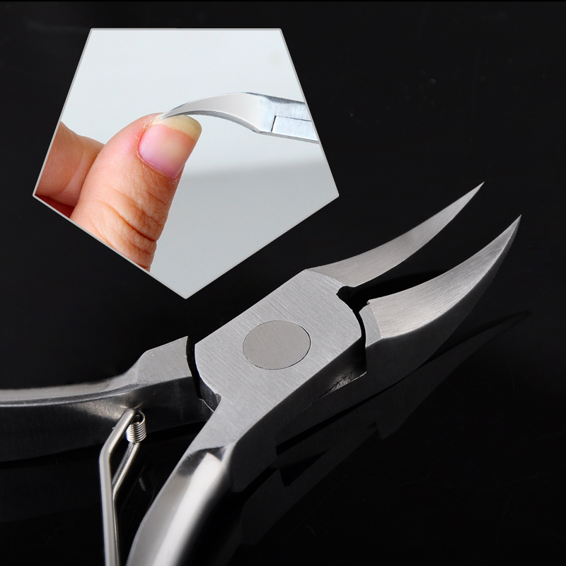 Eagle pliers Yan Jiagou nail clippers with nail scissors manicure ...