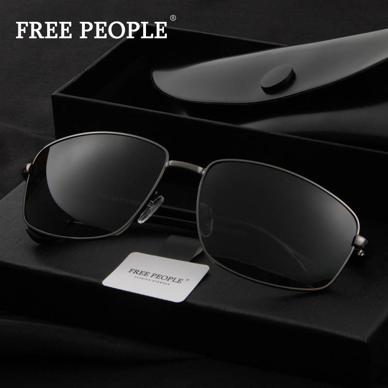 FREE PEOPLE男士偏光太阳镜遮阳镜防眩光司机镜91011