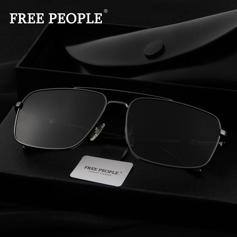 FREE PEOPLE男士偏光太阳镜遮阳镜防眩光司机镜91017