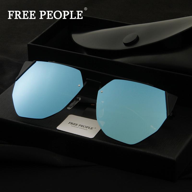 FREE PEOPLE男士偏光太阳镜遮阳镜防眩光司机镜91012