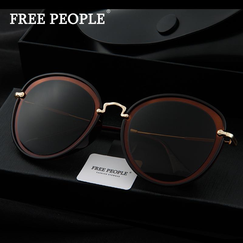 FREE PEOPLE女士偏光太阳镜时尚遮阳镜81026