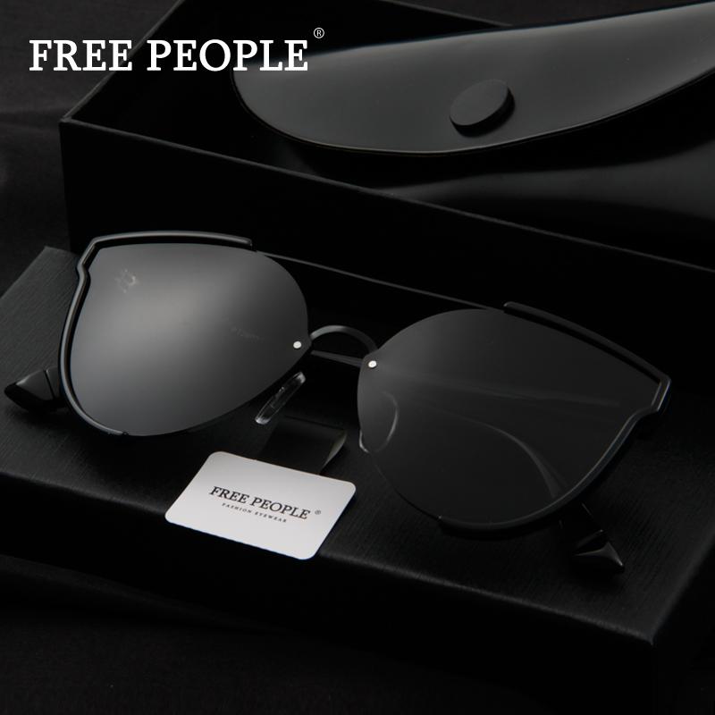 FREE PEOPLE女士偏光太阳镜时尚遮阳镜81006