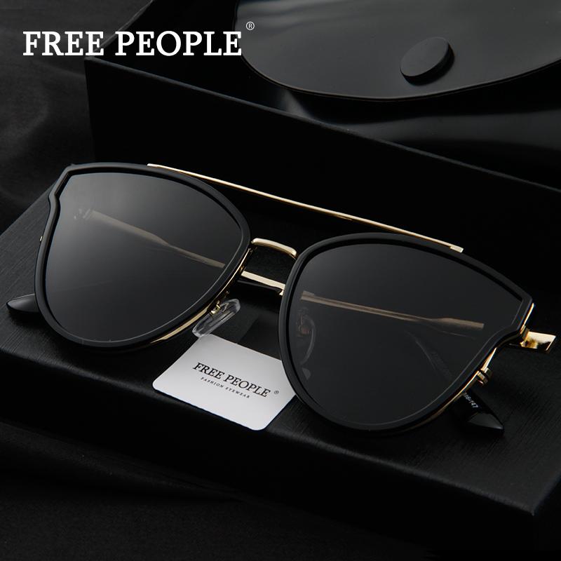 FREE PEOPLE女士偏光太阳镜时尚遮阳镜81017