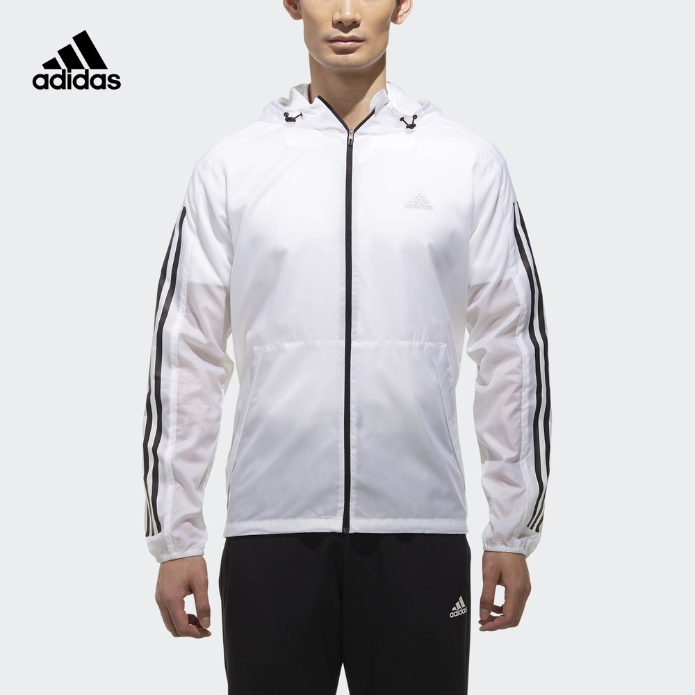 38ab26079aff ... Adidas official adidas WB WV DATA men s sports woven jacket CV6292 ...