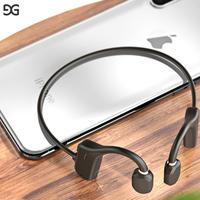 不入耳无线蓝牙耳机双耳运动跑步骨传导挂耳式新概念挂脖式防水超长待机续航安卓苹果适用华为小米手机通用