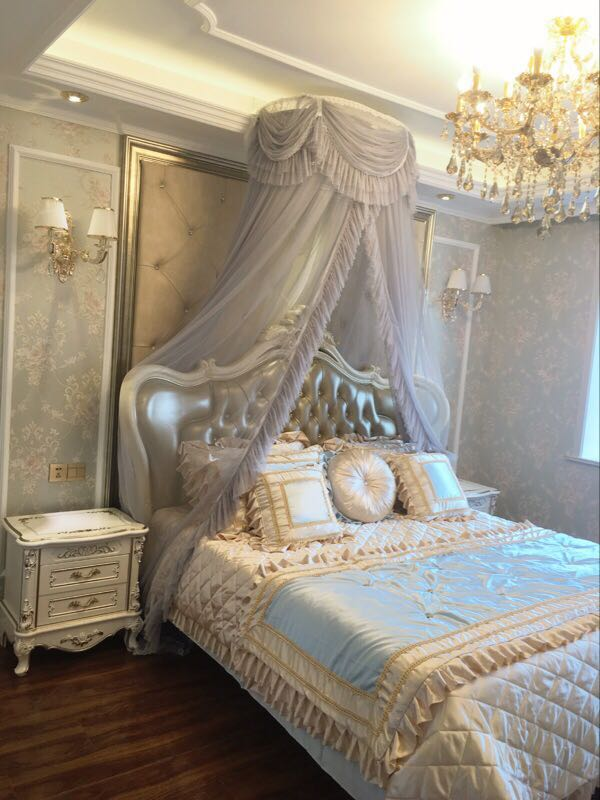 Usd 20304 Luxury Bed Curtain Mosquito Net Princess Palace Mosquito