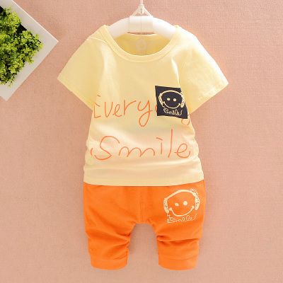 Orange 7631 Smiley Set