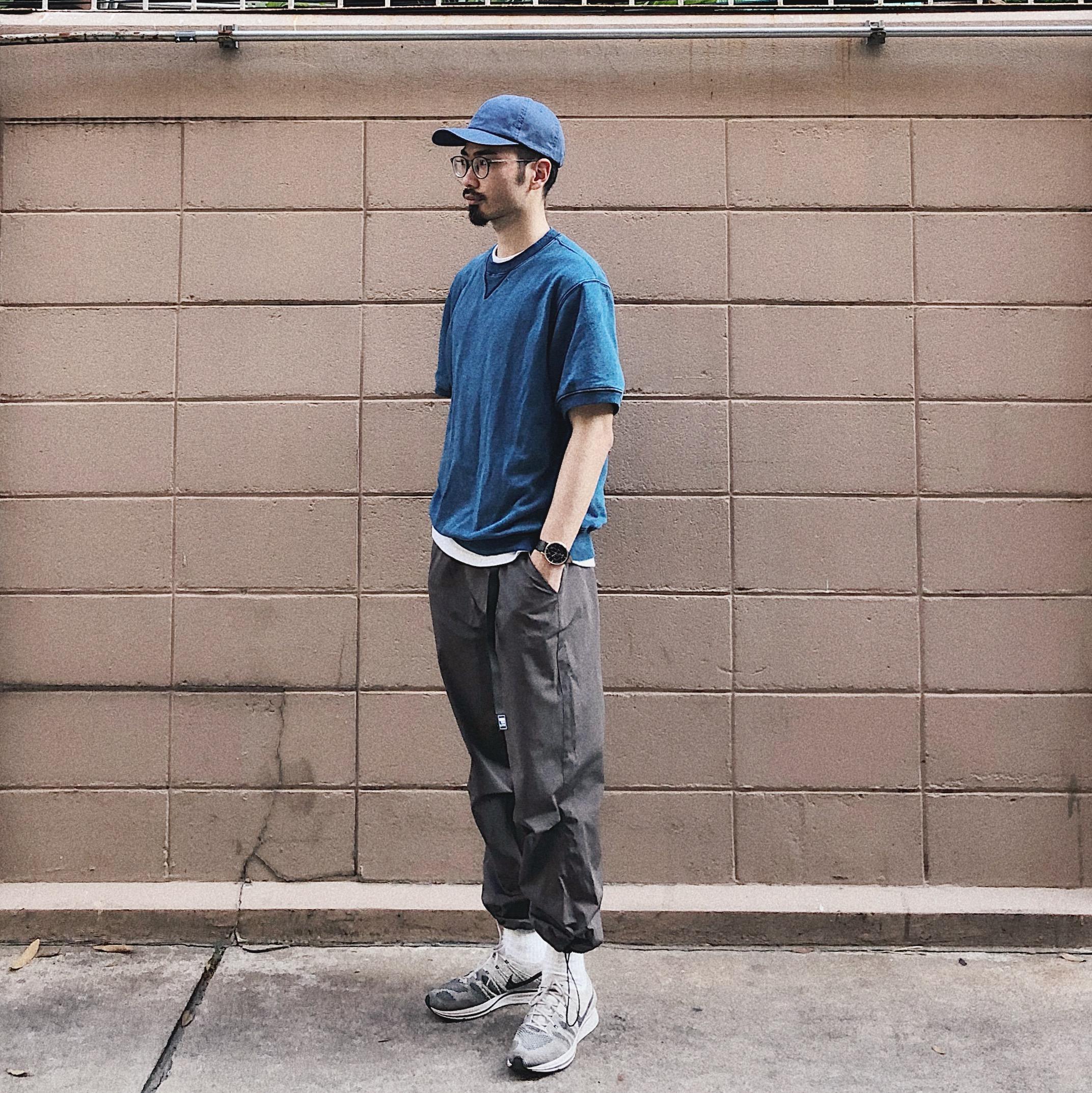 Bình đẳng tự chế mùa xuân và mùa hè hip hop triều quốc gia chín điểm chân nhỏ máy quần âu thủy triều nam lỏng chùm dây rút quần