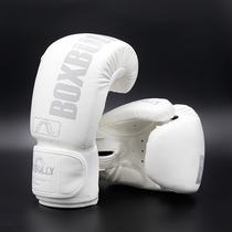 Adult boys and girls boxing gloves Sanda Boxer Thai Boxing fight