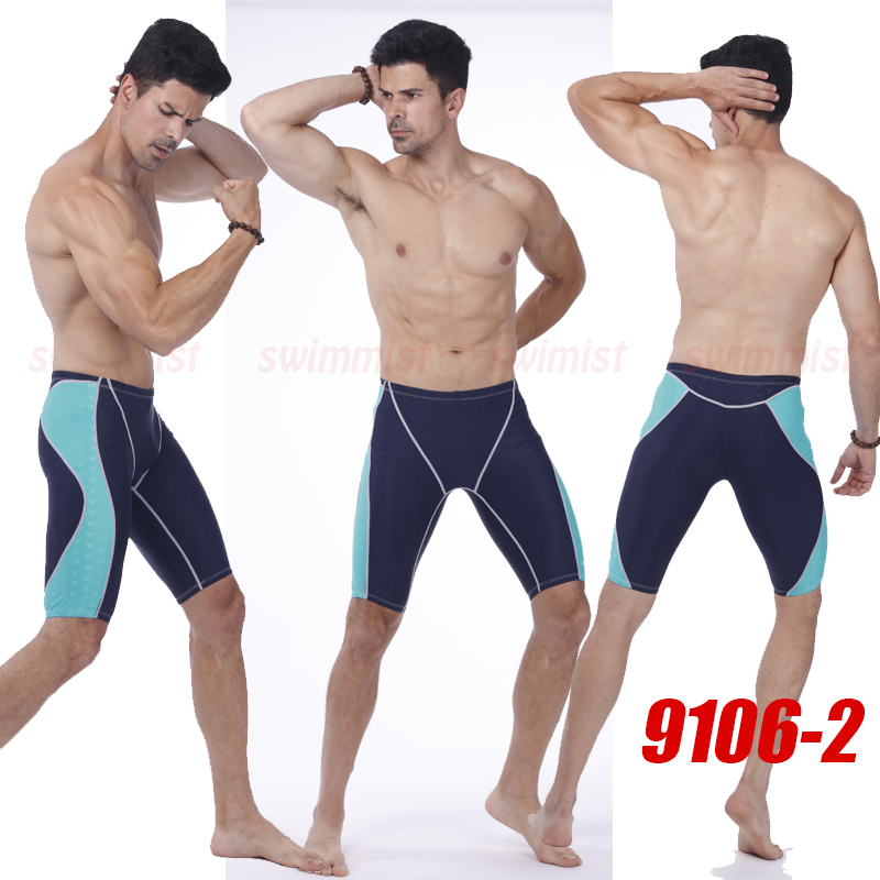 Jammers New Men/'s Black Swim Competition//Training Jammer Sizes 40