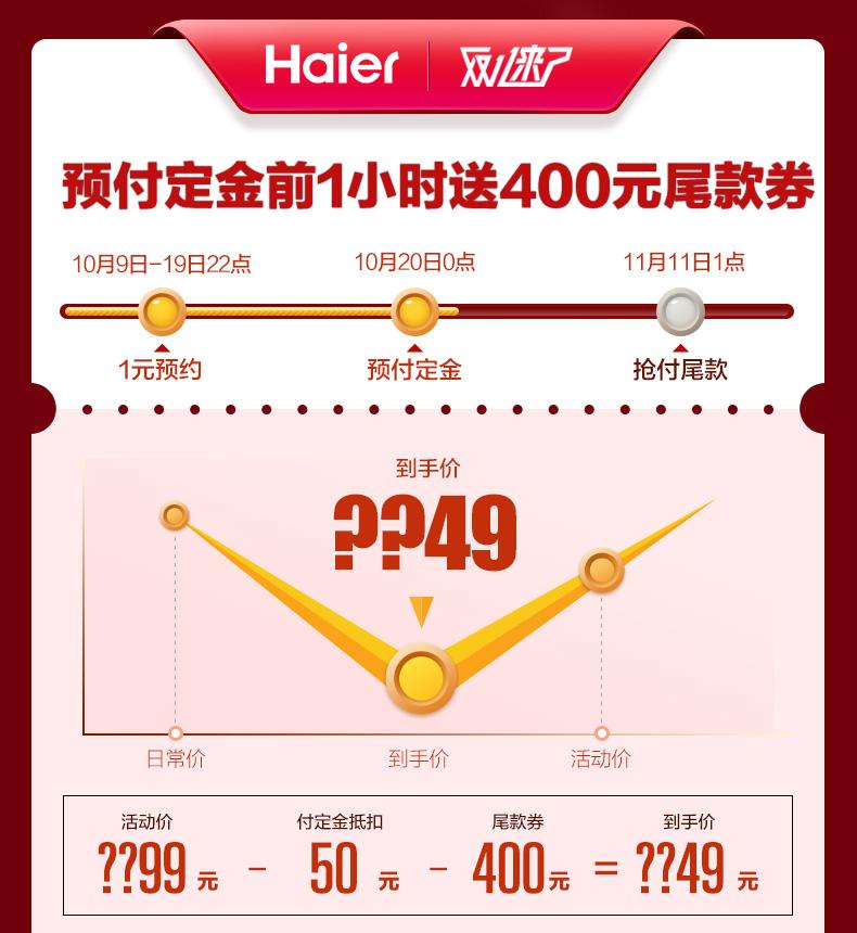 Haier/海尔 LS65A51 65英寸4K电视画面怎么样?图像清晰 声音逼真