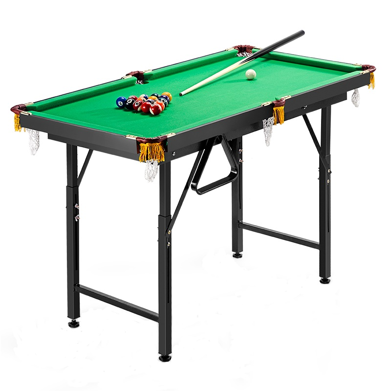 Large Childrens Pool Table Household Small Wooden Snooker Billiards - How big is a standard pool table