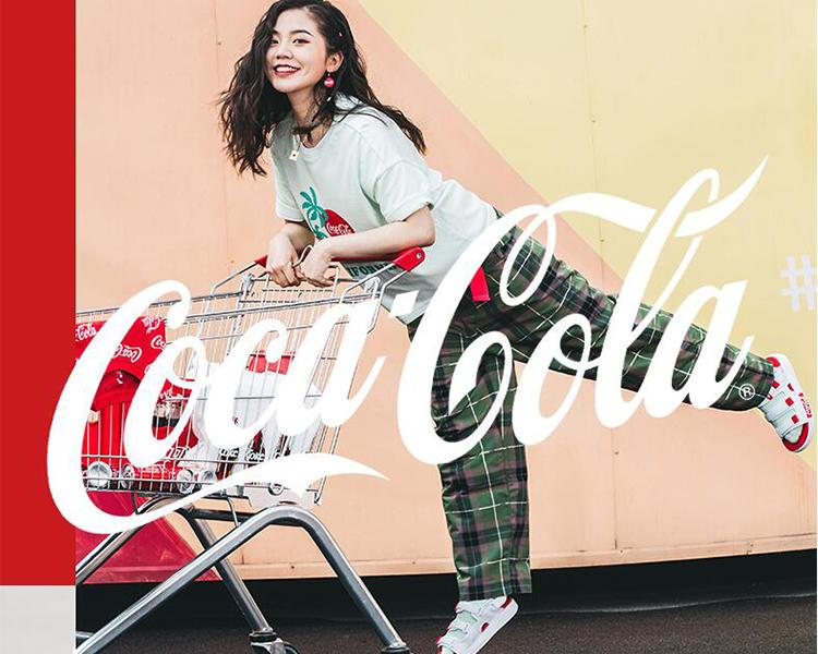 新品|安踏X可口可乐联名潮流凉鞋