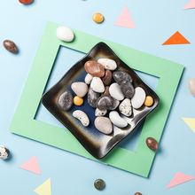 创意逼真鹅卵石糖果,生日七夕礼品盒装