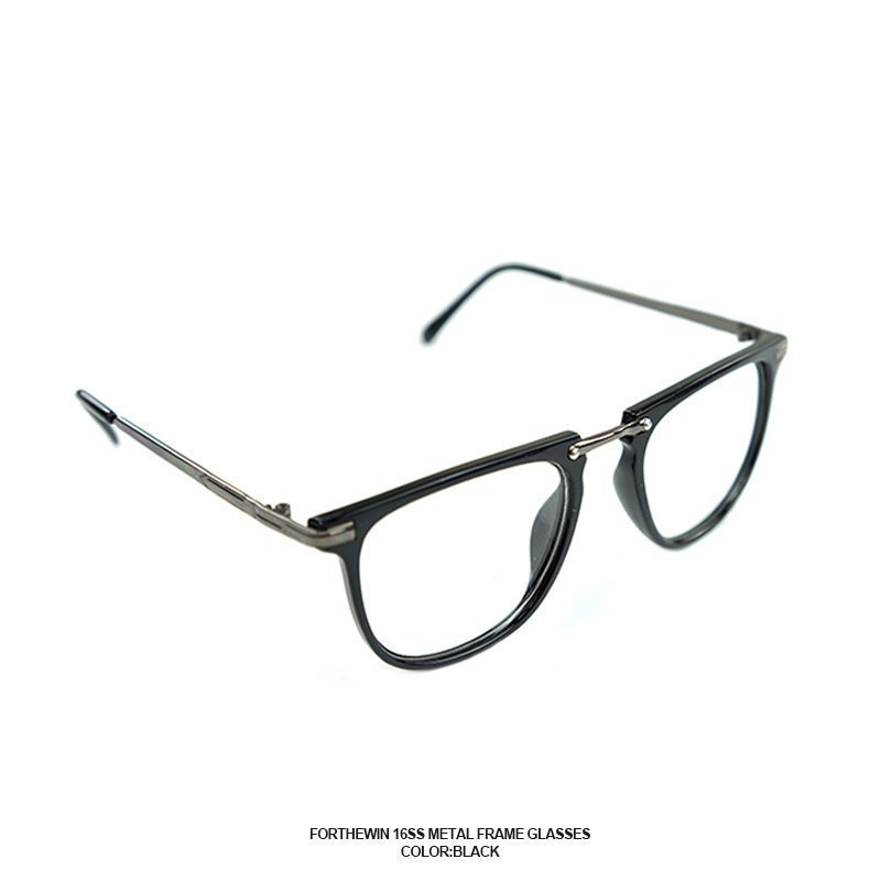 FORTHEWIN new product Yu Wenle retro metal frame myopia glasses ...
