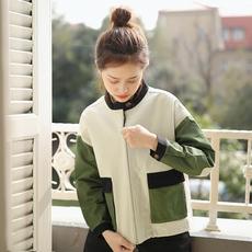 Короткая куртка Цветы цзи y928 Японский