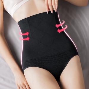 高腰提臀收腹内裤女塑形束腰塑身收小肚子燃脂瘦腰神器产后安全裤