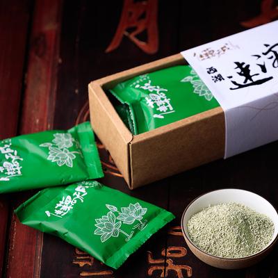 佳藕天成速溶微甜农家莲藕粉250g养生早餐 杭州特产西湖龙井藕粉