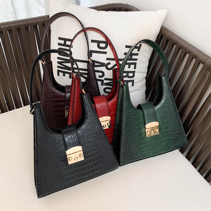 Осенью и зимой франция небольшой многие мешки западный стиль сумки 2019 новый волна корейский дикий камень текстура сумку 606416534814