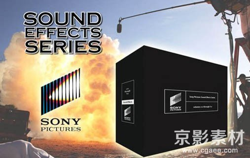 Sony Pictures Sound Effects-电影声音特效音效素材库