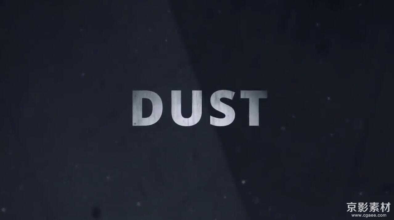 Dust 4K-25组灰尘粒子飘动特效合成4K高清视频素材