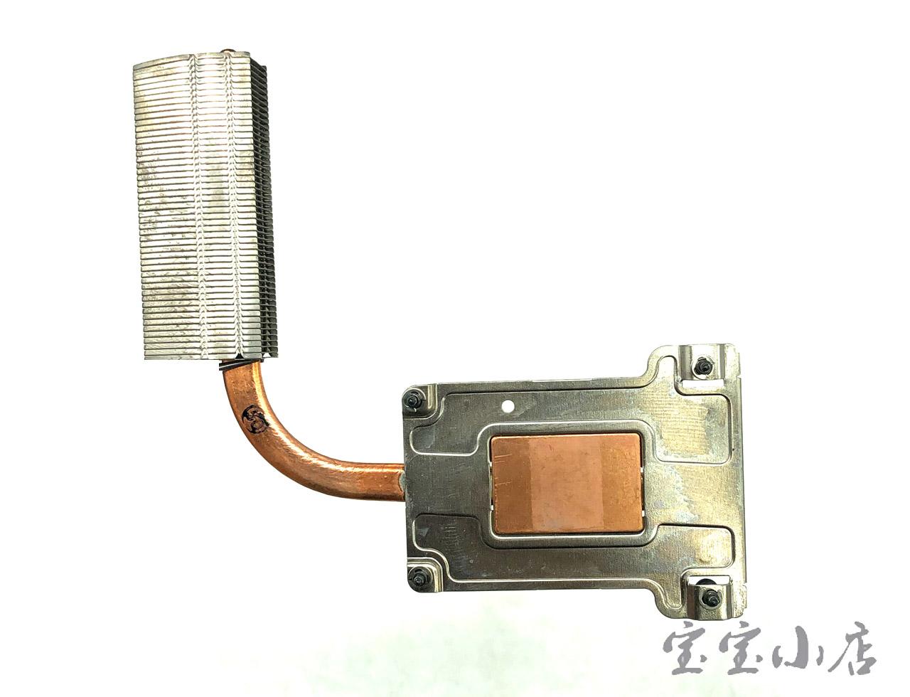 惠普PROBOOK 4430S 4330S 散热模组器导热铜管sps:646357-001 60430092801 Ver:A01 解决死机 重启 自动关机故障