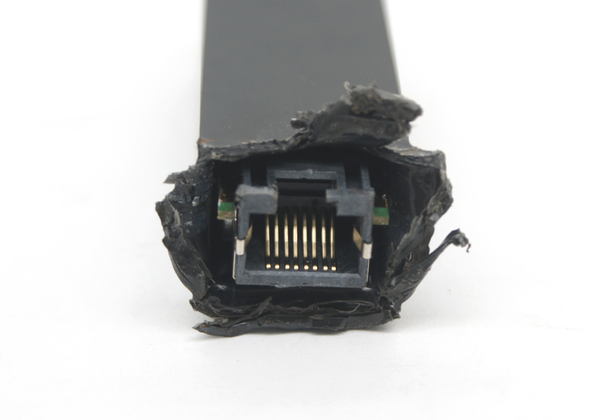 Microsoft微软1663 USB3.0转RJ45高速千兆有线网卡速度评测拆解WIN8 10 MAC 黑苹果免驱 Surface Pro2/Pro3/pro4 5 6 7 8平板电脑网卡 Surface Ethernet Adapter 3.0 USB TO RJ45 RTL8153