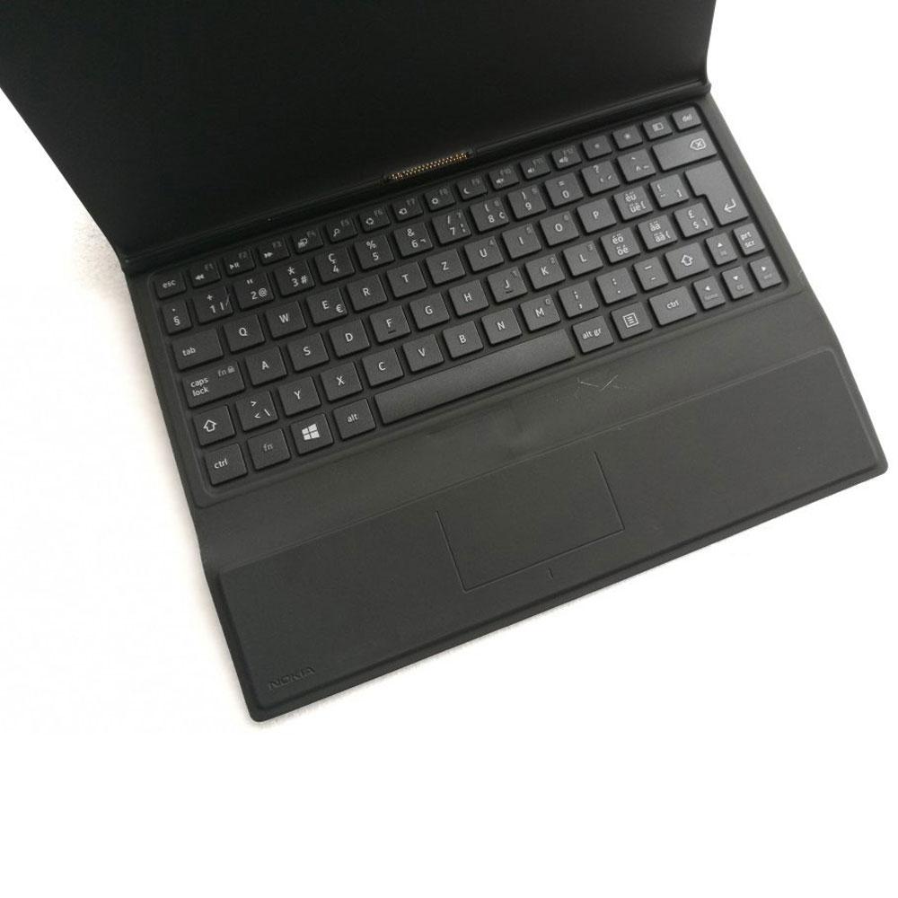 诺基亚Nokia lumia 2520平板键盘皮套保护套 CH Swiss German Keyboard  拓展坞 瑞士文