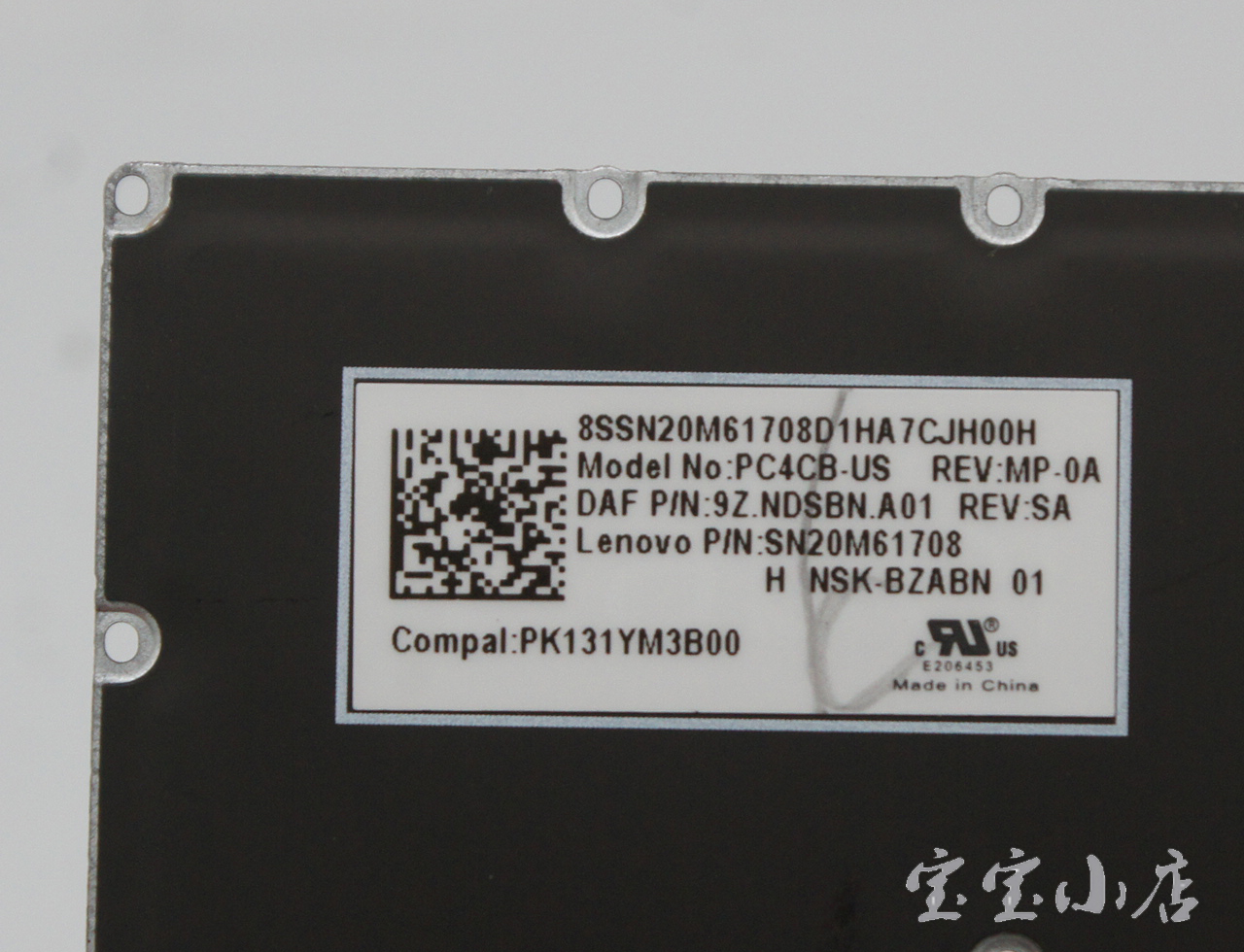 新到货26片 9Z.NDSLN.B01 9Z.NDSBN.A01 PC4CB-US PK131YM3B00 NSK-BZABN backlit keyboard 联想背光键盘